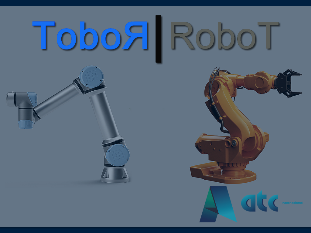 Robot and Cobot Project in Turkey