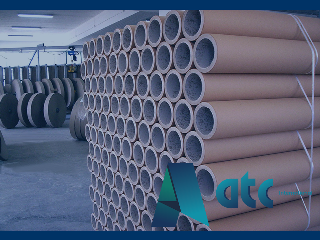 Paper tubes and paper cores production line in Qatar