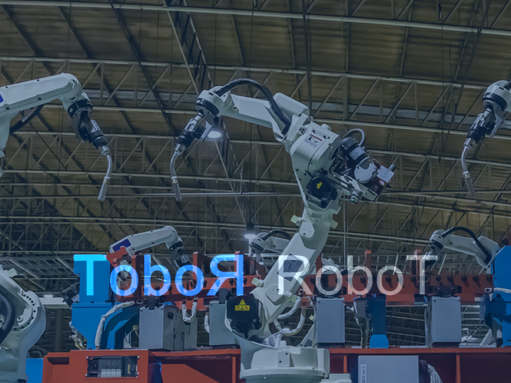 Robotic and cobot projects.