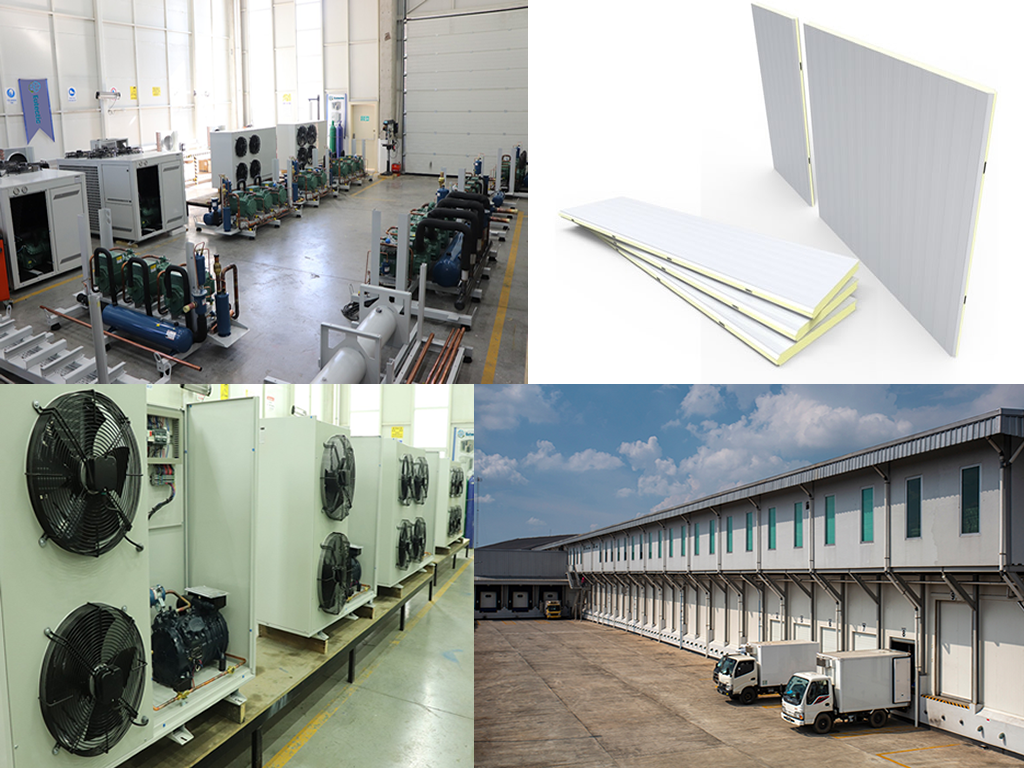 Industrial cooling and refrigeration expert ; Eutectic
