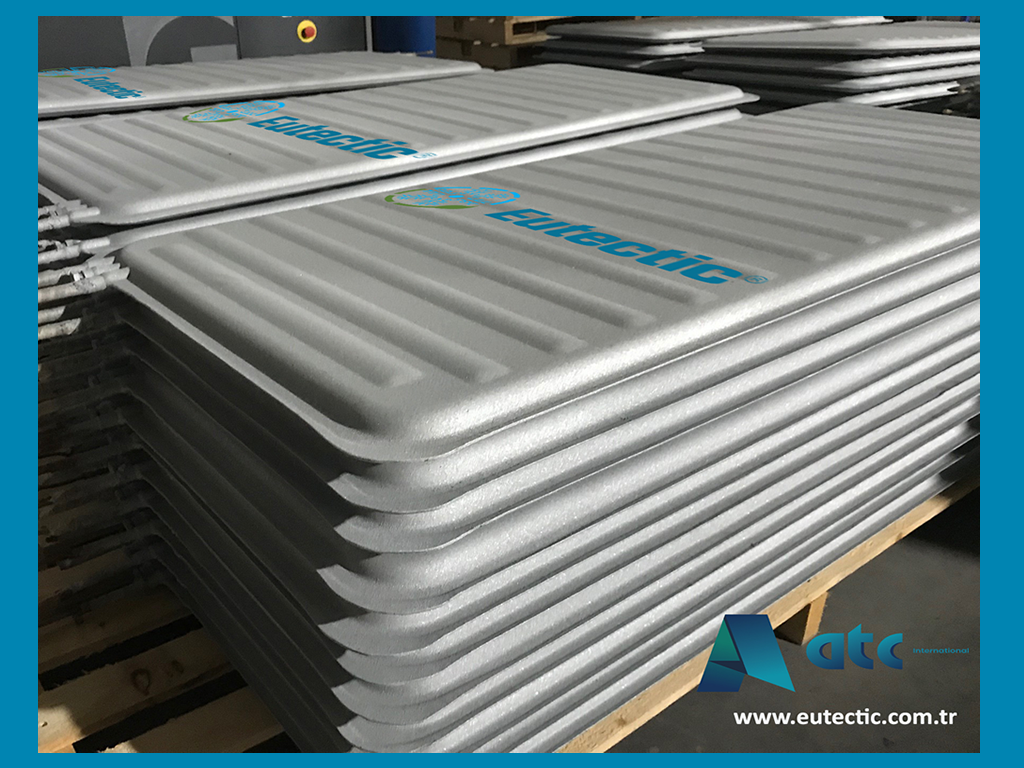 eutectic plates for refrigerated body