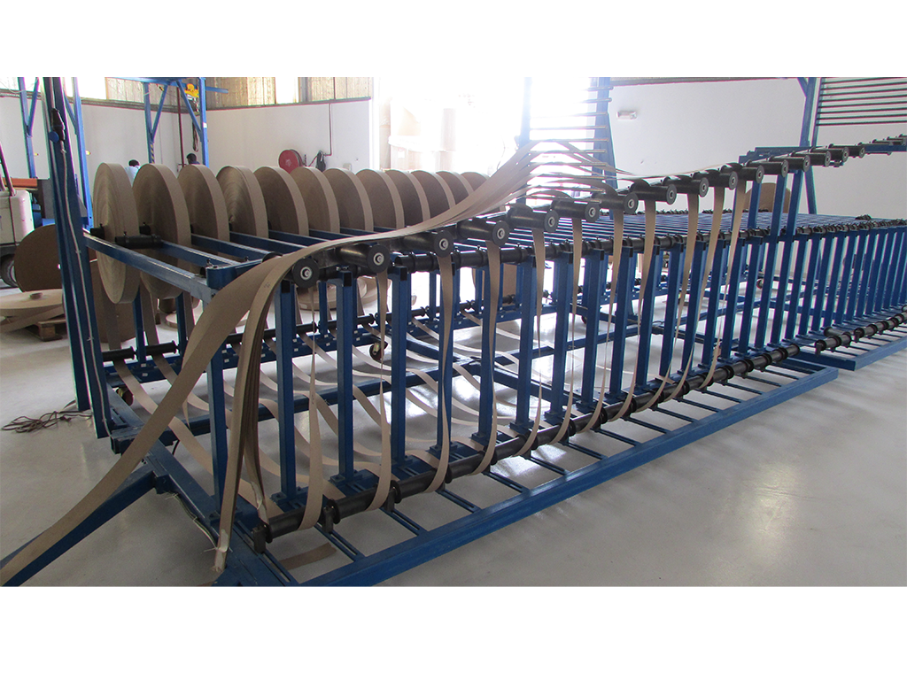 Paper tube and core production lines