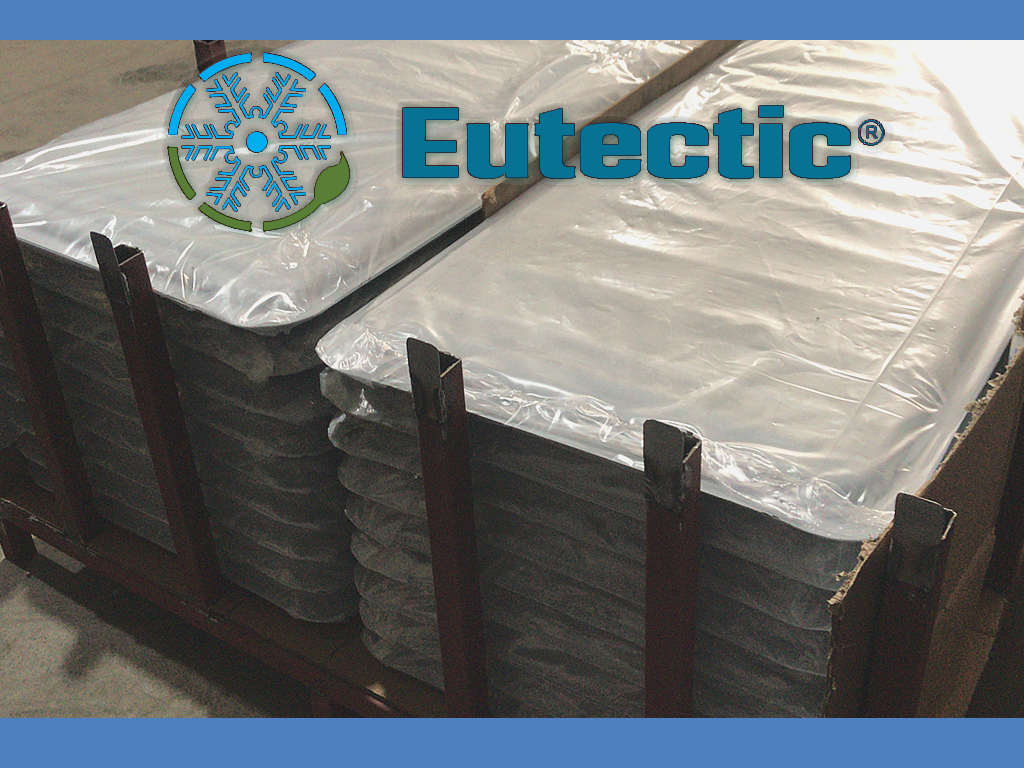 Eutectic Plates with Zinc Coated
