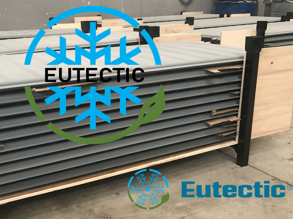 Eutectic refrigeration for transporting